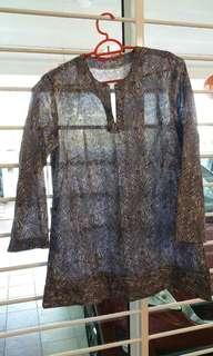 Cotton Baju kedah