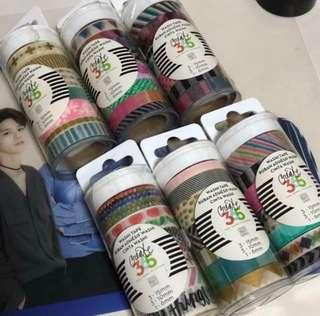 🚚 [SELLING ONLY] Me & My Big Ideas The Happy Planner Washi Tape Create 365