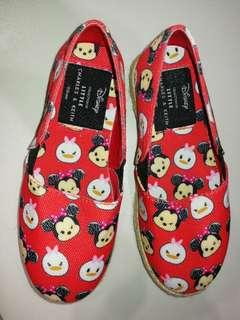 Charles & Keith Disney shoes