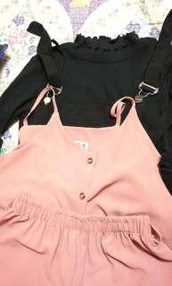 Set Jumpsuit and Top Free Postage
