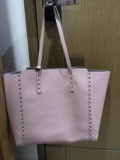 Zara reversible bag
