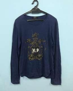 APC Long Sleeves T-shirt