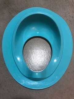 Kids Toilet Seat in Blue