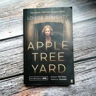 USED BOOK Apple Tree Yard