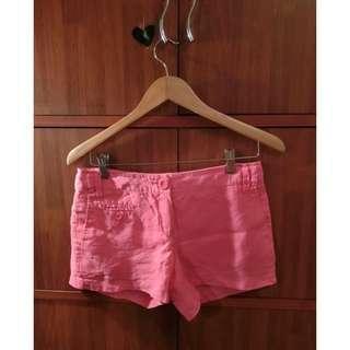 MNG pink shorts