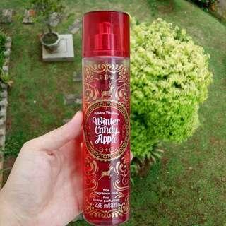 Bath & Body Works Fragrance Mist - Winter Candy Apple