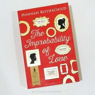 USED BOOK The Improbability of Love