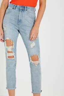 Cotton On High Rise Relaxed 90s Jeans