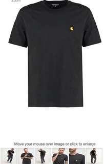 (PreOrder) Carhartt chase T-shirt