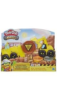 New Play-Doh Playdoh Excavator And Loader Truck