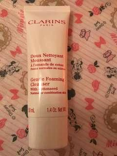 Clarins foaming cleanser (50ml)