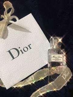 🚚 Miss Dior髮香噴霧30ml