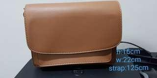 🚚 Brand new brown cross Body bag