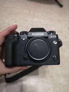 🚚 Fujifilm XT2