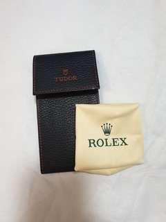 🚚 Tudor watch pouch