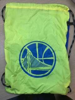 🚚 NBA warriors 勇士束口袋