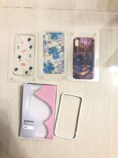 🚚 GETKROMA IPhone X casings