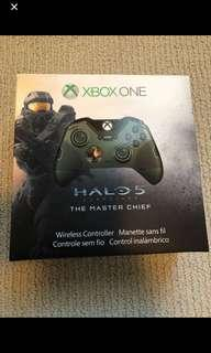Xbox One Wireless Controller, Halo 5 Guardians,Limited Edition