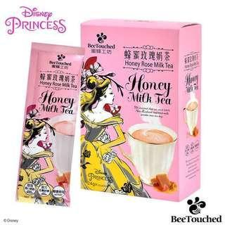🚚 蜜蜂工坊 迪士尼公主系列 蜂蜜玫瑰奶茶
