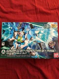 🚚 HG Gundam 00 Sky (Higher Than Sky Phase)