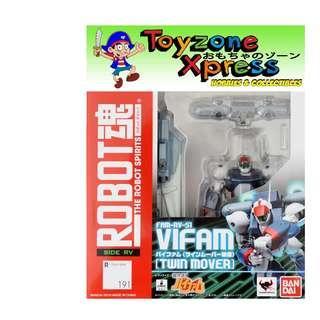 Robot Spirits - Vifam Twin Mover
