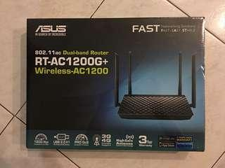 Asus RT-AC 1200G+ wireless router
