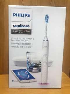 Philips Sonicare 9500 DiamondCleanSmart 電動牙刷