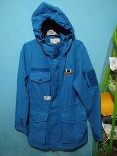 jaket pancoat, water proof