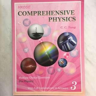 Comprehensive physics 3 - electricity and magnetism, radioactivity and nuclear energy