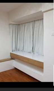 100% darkness curtains