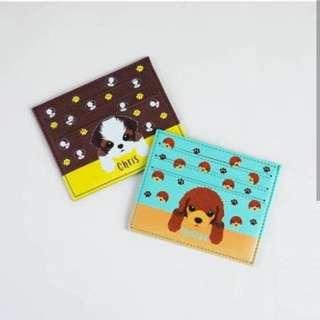 Card Holder Dog Edition