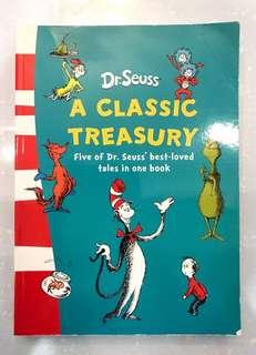 Dr Seuss: A Classic Treasury