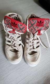 Adidas 限量版 limited edition 內增高 高踭 波鞋