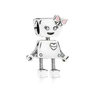 🚚 Bella Bot Charm