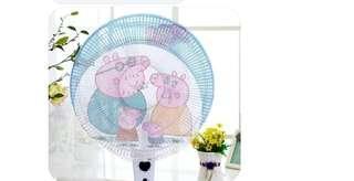 🚚 佩佩豬電風扇套子