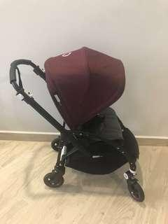 🚚 Bugaboo Bee 5 with Bassinet + Assorted Accessories