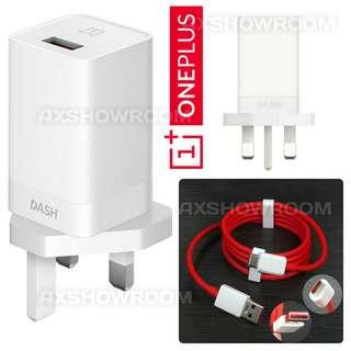 Genuine Official OnePlus5 Dash 3 Pin Adapter