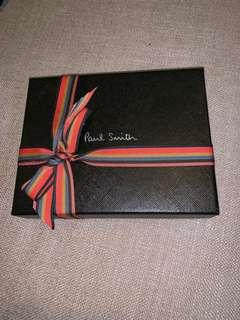 Paul smith wallet , made in Italy