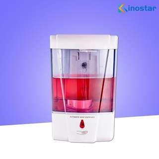 600ml Automatic Hand Soap Dispenser Touchless Infrared Smart Sensor