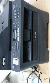 Brother laser multi function printer (MFC-7860DW)