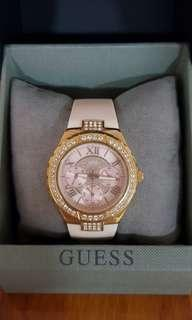 Guess limited edition pink watch
