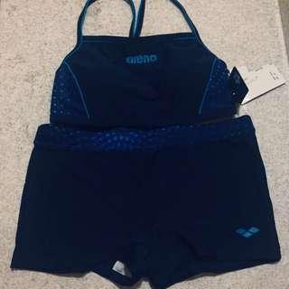 Brand New Arena 2pc Swim Suit