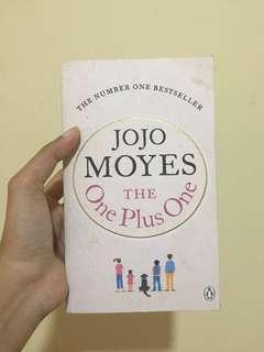 English Novel - The One Plus One by Jojo Moyes
