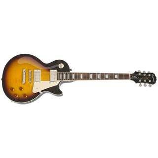Epiphone Les Paul Standard Plus Top Pro Vintage Sunburst Electric Guitar