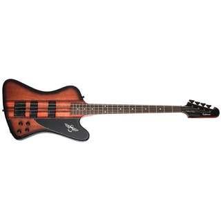 Epiphone Thunderbird Pro IV Vintage Sunburst Finish Bass Guitar