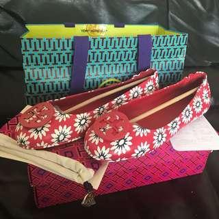 🚚 REPRICED!!! - Brand New Authentic Tory Burch Minnie Travel Ballet Flats
