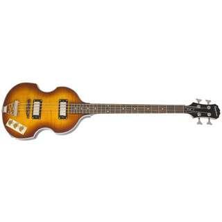 Epiphone Viola 4 String Vintage Sunburst Bass Guitar