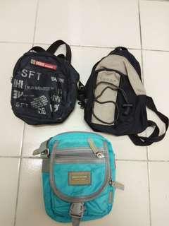 Kombo sling bag