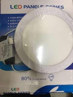 15W Natural White 4100K LED Downlight