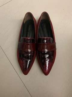 Made in Korea loafers